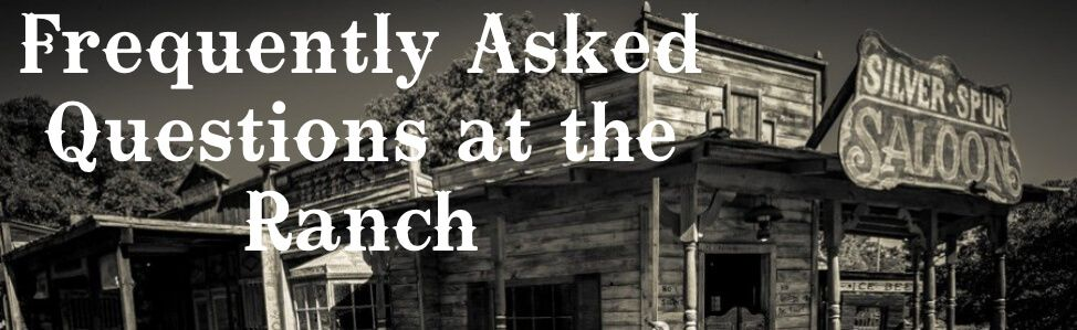 Frequently asked questions about Enchanted Springs Ranch