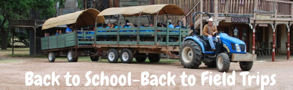 Field Trips at Enchanted Springs Ranch