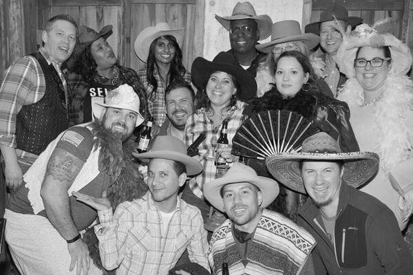 Old Time Photo Booth at Enchanted Springs Ranch
