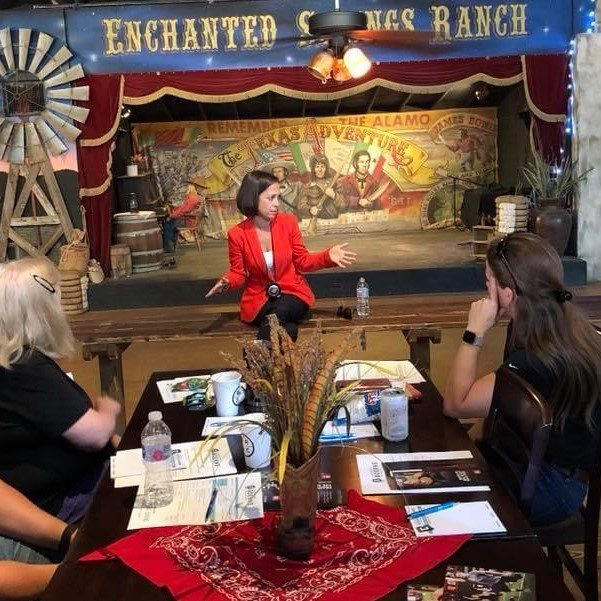 San Antonio Team Building Retreat Corporate Event Venue Private Meeting Space