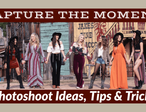 Capture Life's Moments – Photoshoot Ideas, Tips & Tricks